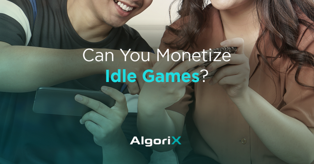 monetize idle games